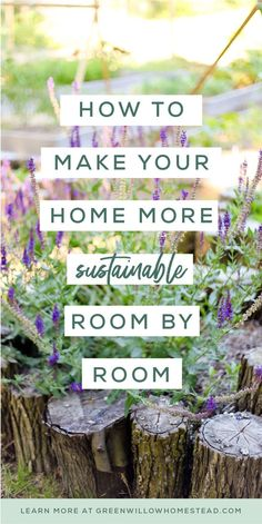 The Holistic Home Ebook is ultimate room-by-room guide on how to live more sustainably and holistically in your own home. Discover the crucial habit changes and actions you can take to clear out the bad and in doing so, heal your body and help the earth.  #holistichome #sustainableliving #sustainability #zerowaste #urbanhomesteading