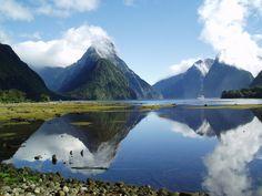 Milford Sound, Nouvelle Zelande...