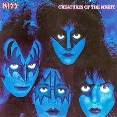 "Kiss ""Creatures Of The Night"" (1982)"