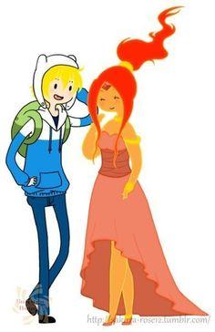 adventure time принцесса пламя - Поиск в Google