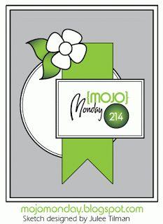 Mojo Monday - The Blog: Mojo Monday 214 - CONTEST