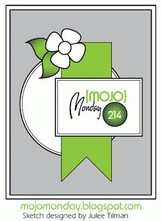 Mojo Monday - The Blog: Mojo Monday 214 - CONTEST
