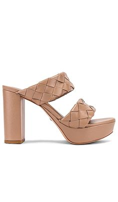 Today Only! RAYE Remy Heel in Taupe. - size 7 (also in 10, 6.5, 7.5, 8, 8.5, 9, 9.5) #shoes #fashions Things To Buy, Stuff To Buy, Queen Bees, Shoe Sale, Shoe Brands, Shoes Online, Heeled Mules, Taupe, Sandals