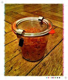 Veganer Cashew- Paprika- Aufstrich