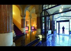 Hotel Casa Fuster: Luxury Grand Monument hotel in the centre of Barcelona. Barcelona Hotels, Barcelona Spain, Spain Holidays, Luxury Accommodation, Hotel Lobby, Beautiful Hotels, Out Of This World, Travel And Leisure, Spain Travel