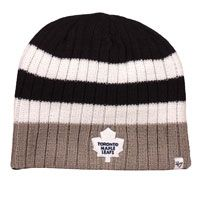 Toronto Maple Leafs Woodson Knit Beanie: The Woodson Knit Beanie by 47 Brand features: -… #IceHockeyStore #IceHockeyShop #IceHockeyJerseys