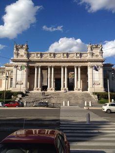 Galleria Nazionale d'Arte Moderna in Roma, Lazio