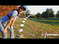 (2) How to Play a Ball Well Below Your Feet - YouTube