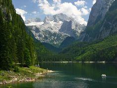 Gosausee Gosau, Austria