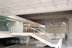 centro cultural fiesp, 1996, Paulo Mendes da Rocha + MMBB arquitetos