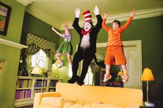 Cat in the Hat - cat-in-the-hat-movie Photo