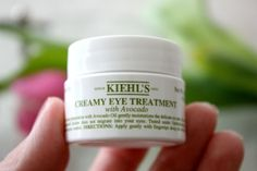 Ky-ky also uses Kiehl's Creamy Eye Treatment With Avocado as part of her daily nighttime regimen. | 15 Skincare Products Kylie Jenner Actually Uses