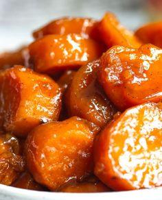 Southern Candied Yams Southern Candied Yams, Candied Sweet Potatoes, Mashed Potatoes, Good Meatloaf Recipe, Best Meatloaf, Can Yams Recipe, Candied Yams Recipe With Orange Juice, Stove Top Candied Yams, Deserts