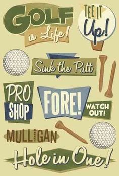 Cute golf thoughts! Find plenty of Golf Ideas and Tips here at #lorisgolfshoppe