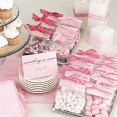 Personalized Baptismal Party Ideas