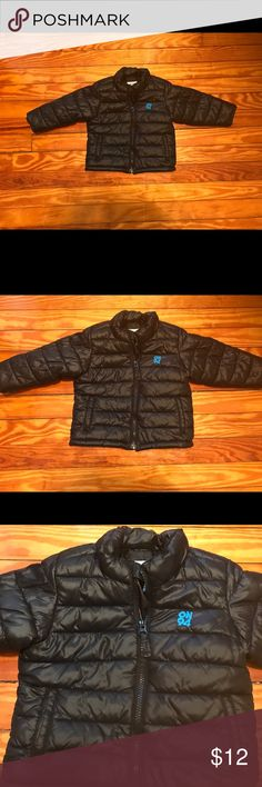 Old Navy 18-24mo puffy coat jacket Black puffy coat. Good condition. Final price unless bundled. Old Navy Jackets & Coats