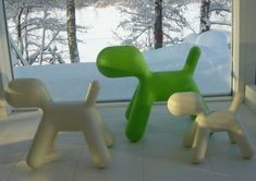 Puppy Eero Aarnio 2003