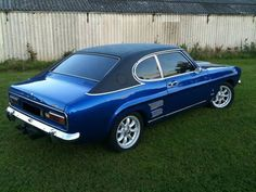MK1-Capri-3ltr Ford Capri, Commercial Vehicle, Mk1, Car Car, Old Cars, Exotic Cars, Cars And Motorcycles, Vintage Cars, Classic Cars
