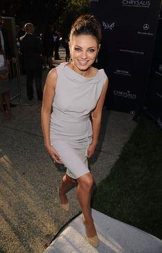 Mila Kunis' Friends With Benefits Fashion - Sky Living HD … Mila Kunis Hair, Mila Kunis Style, Mila Kunas, Kardashian, Ukraine, Celebs, Celebrities, Office Outfits, Classy Outfits