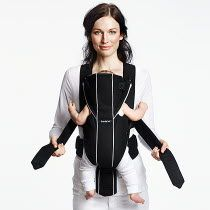 7d168f904c5 Safe and simple to use - Baby Carrier Miracle from BABYBJÖRN Ergonomic Baby  Carrier