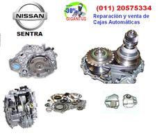 Caja Automática Nissan: VENTA DE CAJA AUTOMÁTICA DE NISSAN SENTRA