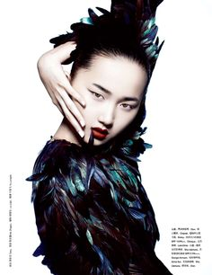 Liu Lijie by Charles Guo for Numero China September 2012  3