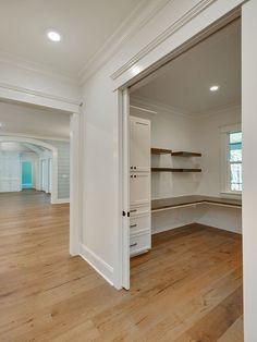 Custom Homes | Bridgewater Builders LLC -- small office space