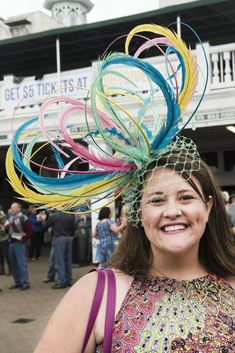 23 Of The Best Hats We Saw On Kentucky Derby Weekend