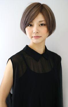 大人の上品ボブスタイル | arte HAIR : キュートなボブのヘアスタイル写真集【ボブ髪型/ヘアカタログ】 - NAVER まとめ