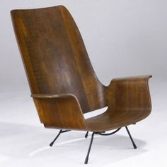 Luther Conover Low Lounge Chair