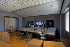 Black Rock Recording Studio Santorini | Miloco The Market Place