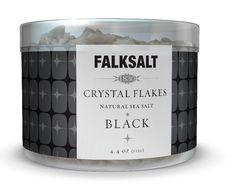 Fiocchi di sale Nero