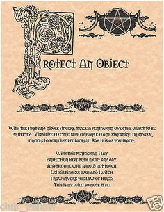 138 Best Protection Spells images in 2018   Witchcraft, Book of