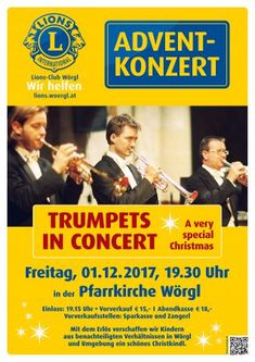 Trumpets in Concert - A very special Christmas Advent, Trumpets, Recital, Trumpet