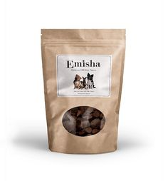 You love your dog like they're another member of your family. It's only natural that you want the best for them. We feel the same way! This is why each Emisha CBD dog treat has 2 mg of certified THC-Free hemp. Our hemp CBD combined with ingredients like flaxseed oil and vitamin E is a recipe to reduce inflammation and promote joint health. This tried and tested recipe can safely and naturally used for: -Aging Dogs -Achy Joints -Muscle Pain -Calm Nerves / Anxiousness www.EmishaWellness.com