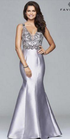 2016 Margarita Ball Looks. Fancy GownsMermaid SkirtBeaded Prom DressFormal  WearFormal DressesEvening ... fb1db67bd005