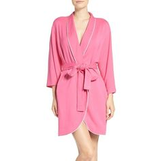 Women s Kate Spade Screenprint French Terry Robe ( 98) ❤ liked on Polyvore  featuring intimates b2185785d