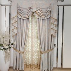 Luxury window curtain - at least 50% off