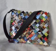 Papírové kabelky CANDY BAG I.