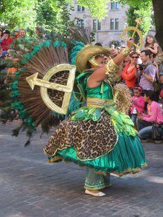 Jalankulkuonnettomuus: Hunnutettu samba
