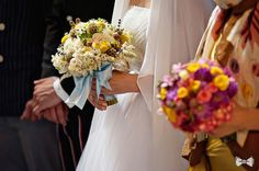 Wedding bouquets by Maison Dadoo. Photo by Ioan Stoica Photography.