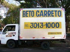 Que tal fazer suas mudanças com o Beto Carreto ou comprar uma roupa no Billy Jeans?