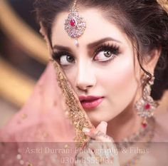 Alizeh Shah – I'm in love Pakistani Bridal Makeup, Pakistani Bridal Dresses, Pakistani Couture, Bridal Photoshoot, Bridal Shoot, Pakistani Actress Image, Bridal Dress Design, Bridal Style, Cute Girl Face