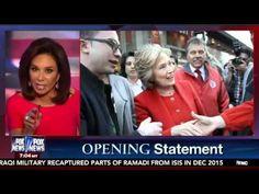 Judge Jeanine Pirro - Opening Statement - May 7, 2016 - Donald Trump - F...