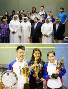 Asian Squash Championships 2015: David Denies Au Asian Double. Read more @ http://www.allymon.com