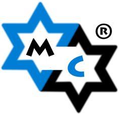 Logo tipo Icono de Magen David Creaciones