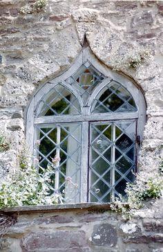 Cool Gothic window