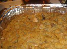 Cornbread Dressing Recipe