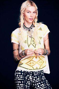 Urban Amazonian Fashion : Free People May 2013
