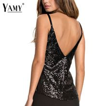 Like and Share if you want this  Cropped top women elegant shirts black sequined backless party sexy tank tops women blusas brand design plus size     Tag a friend who would love this!     FREE Shipping Worldwide     #Style #Fashion #Clothing    Get it here ---> http://www.alifashionmarket.com/products/cropped-top-women-elegant-shirts-black-sequined-backless-party-sexy-tank-tops-women-blusas-brand-design-plus-size/